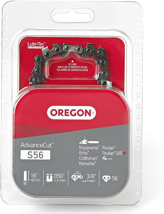 Oregon S56 AdvanceCut 16-Inch Chainsaw Chain Fits Craftsman