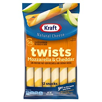 Kraft No Artificial Flavors String Cheese