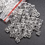 Odoria 1:12 Miniature Ice Cubes for Drinks Dollhouse Kitchen Accessories