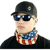 Old Glory American Flag Headband and Bandana
