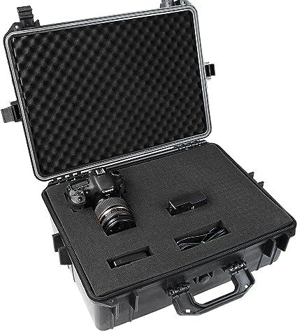 1 valigetta di trasporto strumento-VALIGIA VALIGIA-case FOAM UNIVERSALE dispositivi fotocamera