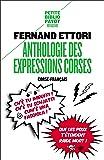 Anthologie des expressions corses (Région)