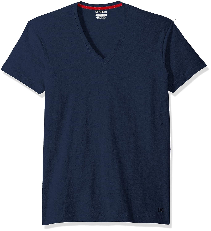 2 IST Mens V-Neck T-Shirt X