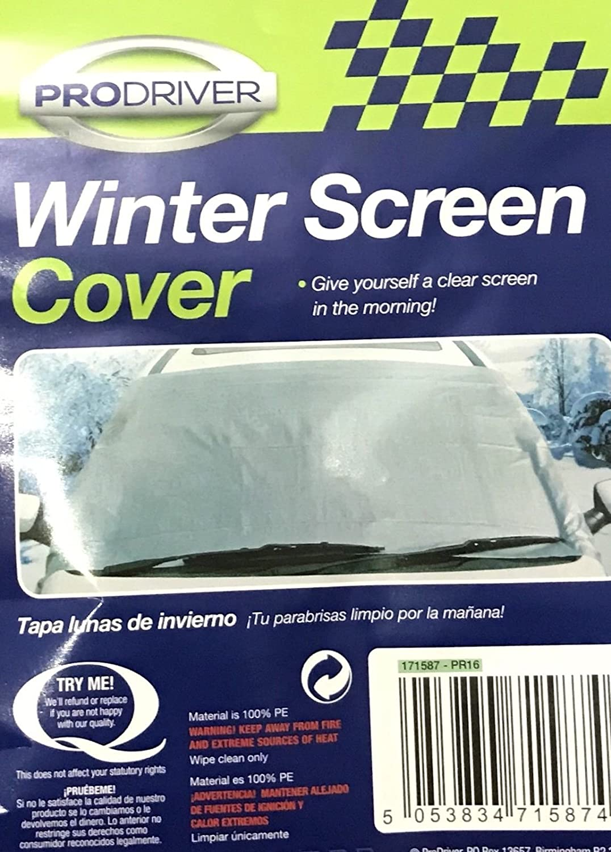 Amazon.es: Coche Van anti escarcha invierno Nieve parabrisas protector de pantalla protector de protección
