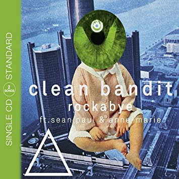 Rockabye (feat  Sean Paul & Anne-Marie) [cd-single] - UK Edition
