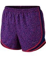 Nike Womens Tempo Printed Running Shorts