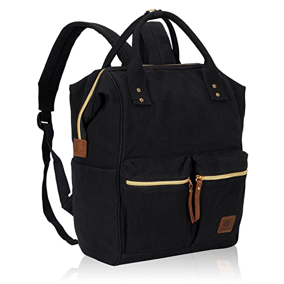 Seventeen Same Paragraph Backpack Male And Female Student Bags Canvas Travel Backpack Computer Bag 2018 New Men's Bags