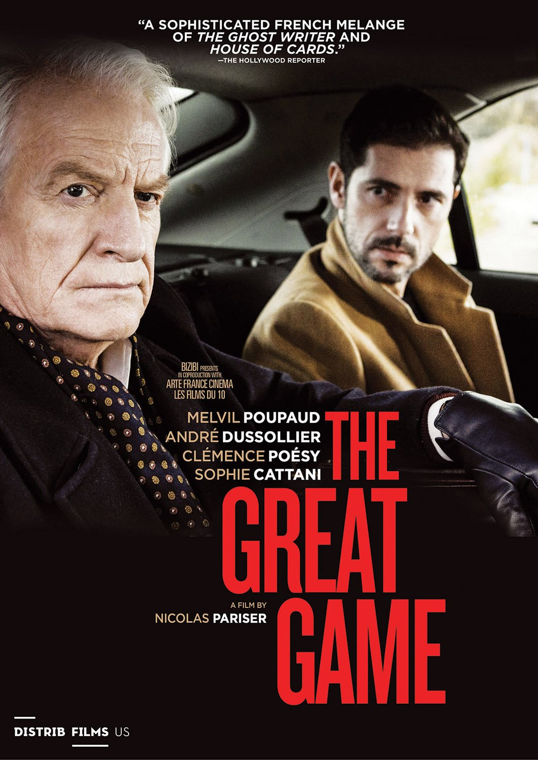 DVD : The Great Game (DVD)