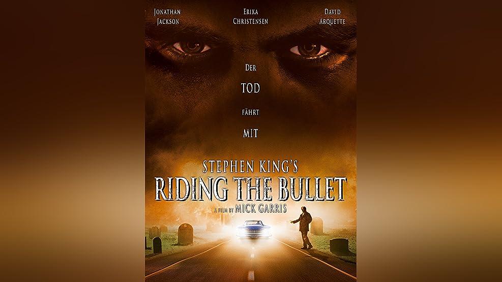 Stephen King's Riding the Bullet - Der Tod fährt mit [dt./OV]