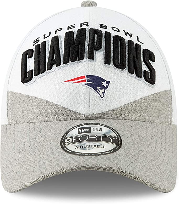 New Era NFL NEW ENGLAND PATRIOTS Super Bowl 2019 Locker Room ...