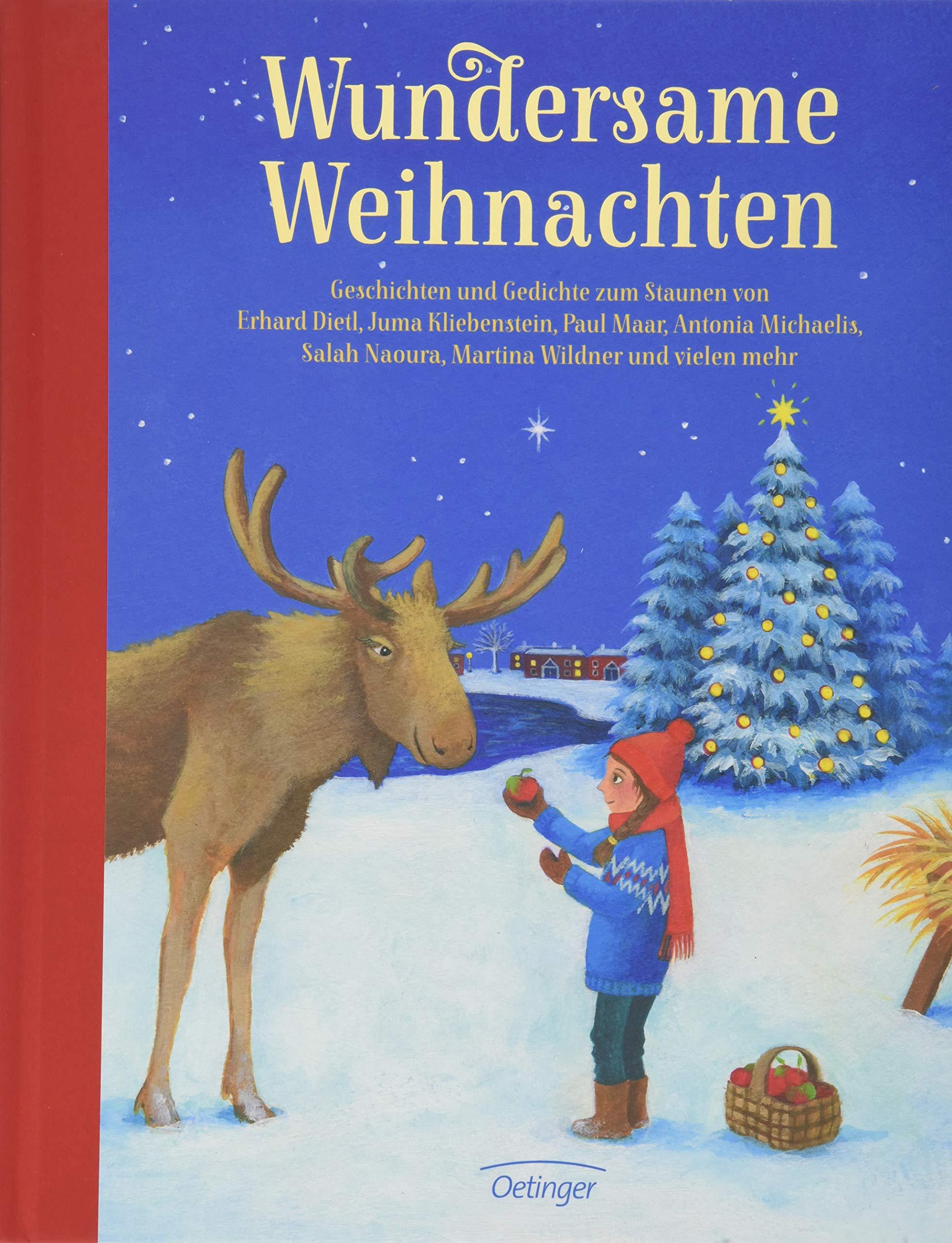 Wundersame Weihnachten: Geschichten und Gedichte zum Staunen von ...