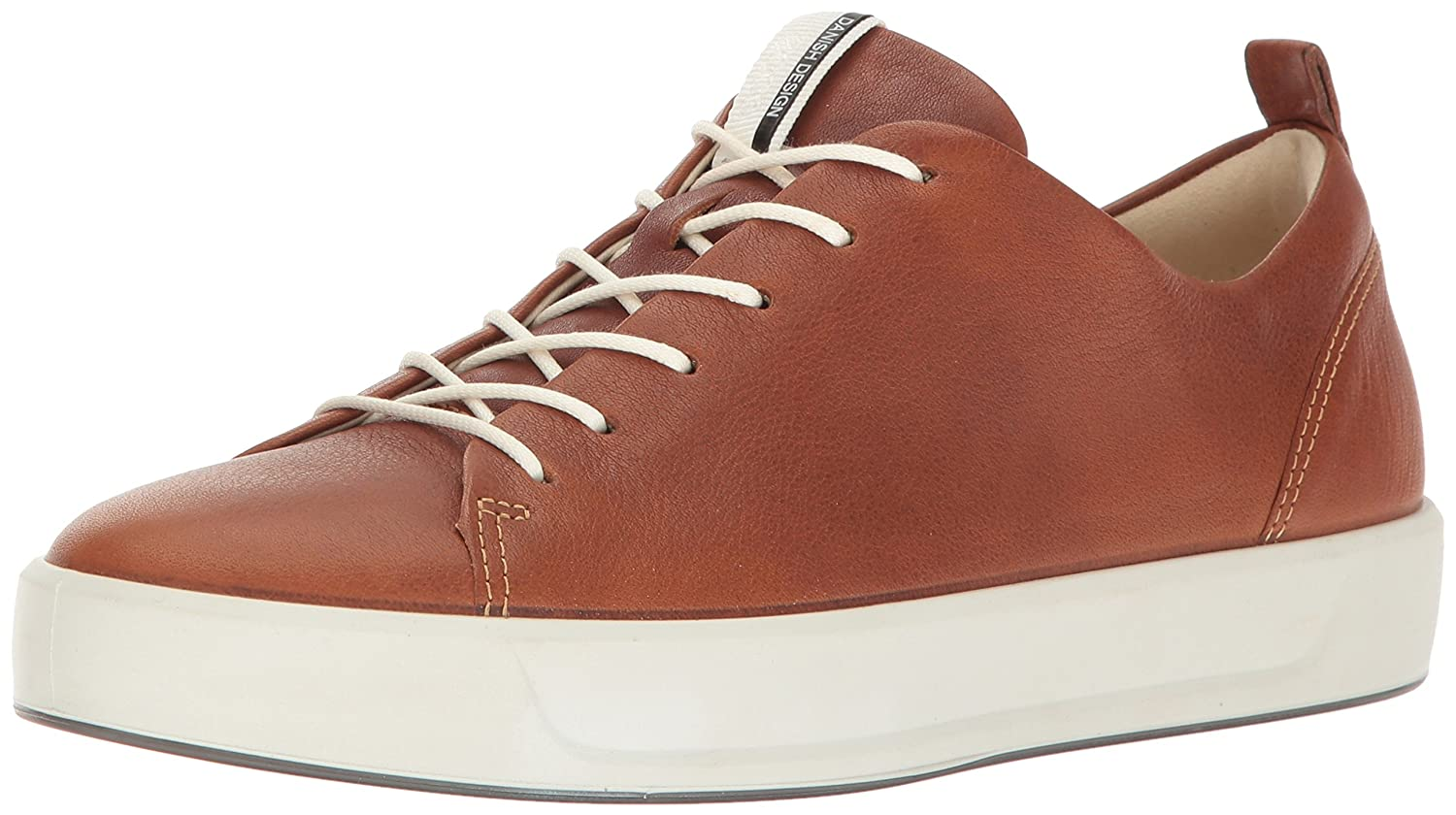 Ecco Damen Soft 8 Ladies Sneaker Braun (1021lion)