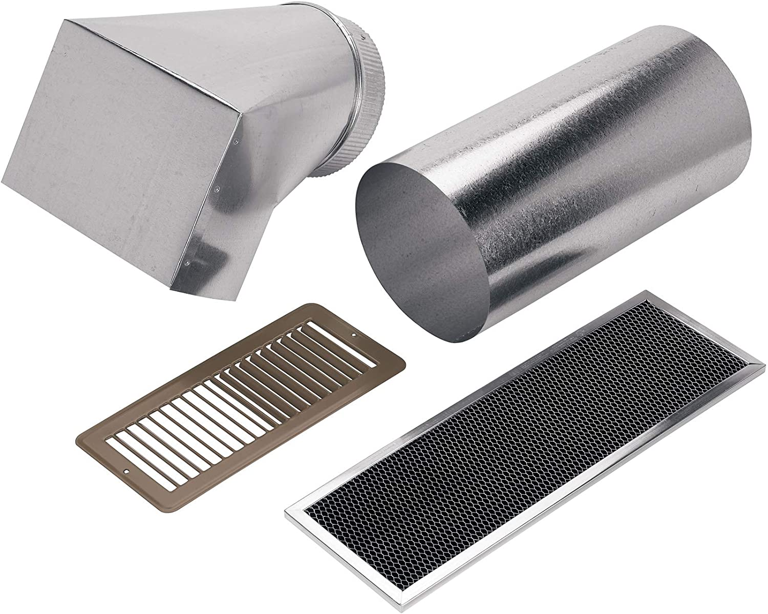 Broan-NuTone 358NDK Optional Non-Duct Broan PM250SSP Range Hood Power Pack Ductless Kit