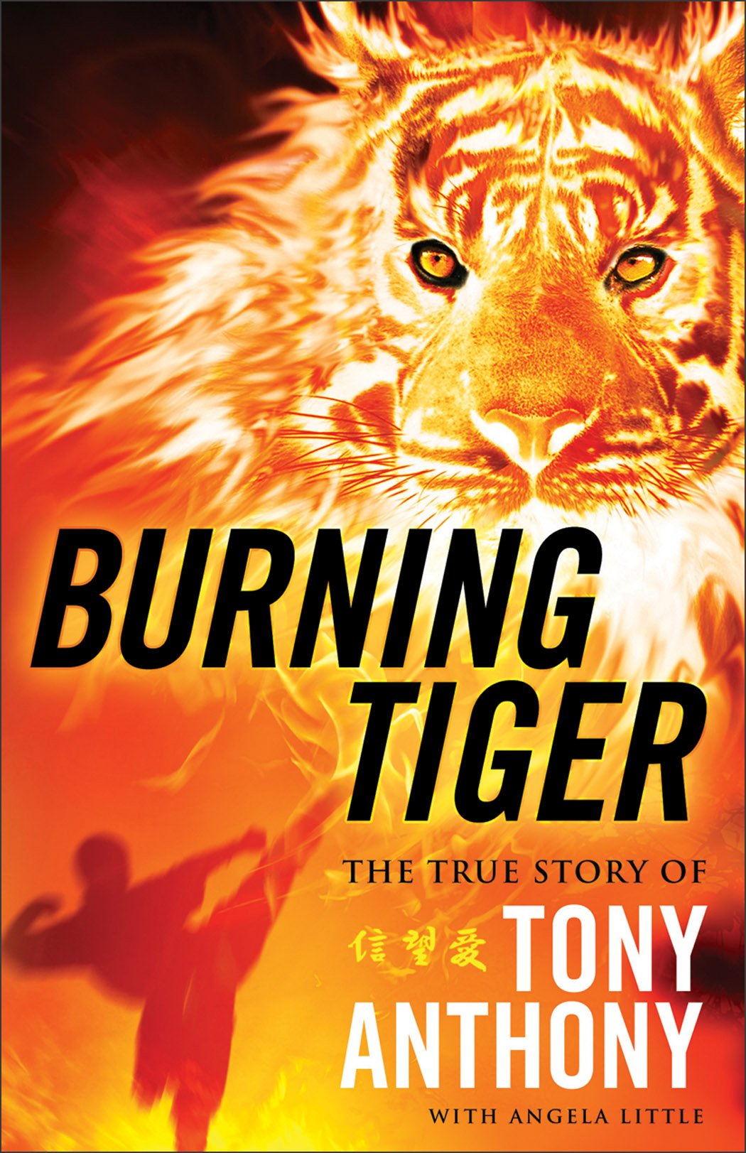 Burning Tiger: When Honor Is Lost, Hope Remains: Tony