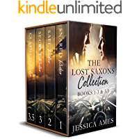 Lost Saxons Collection 1-3 & 3.5