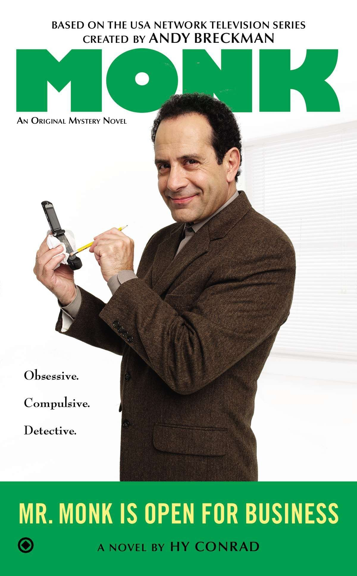 Mr. Monk Is Open for Business pdf