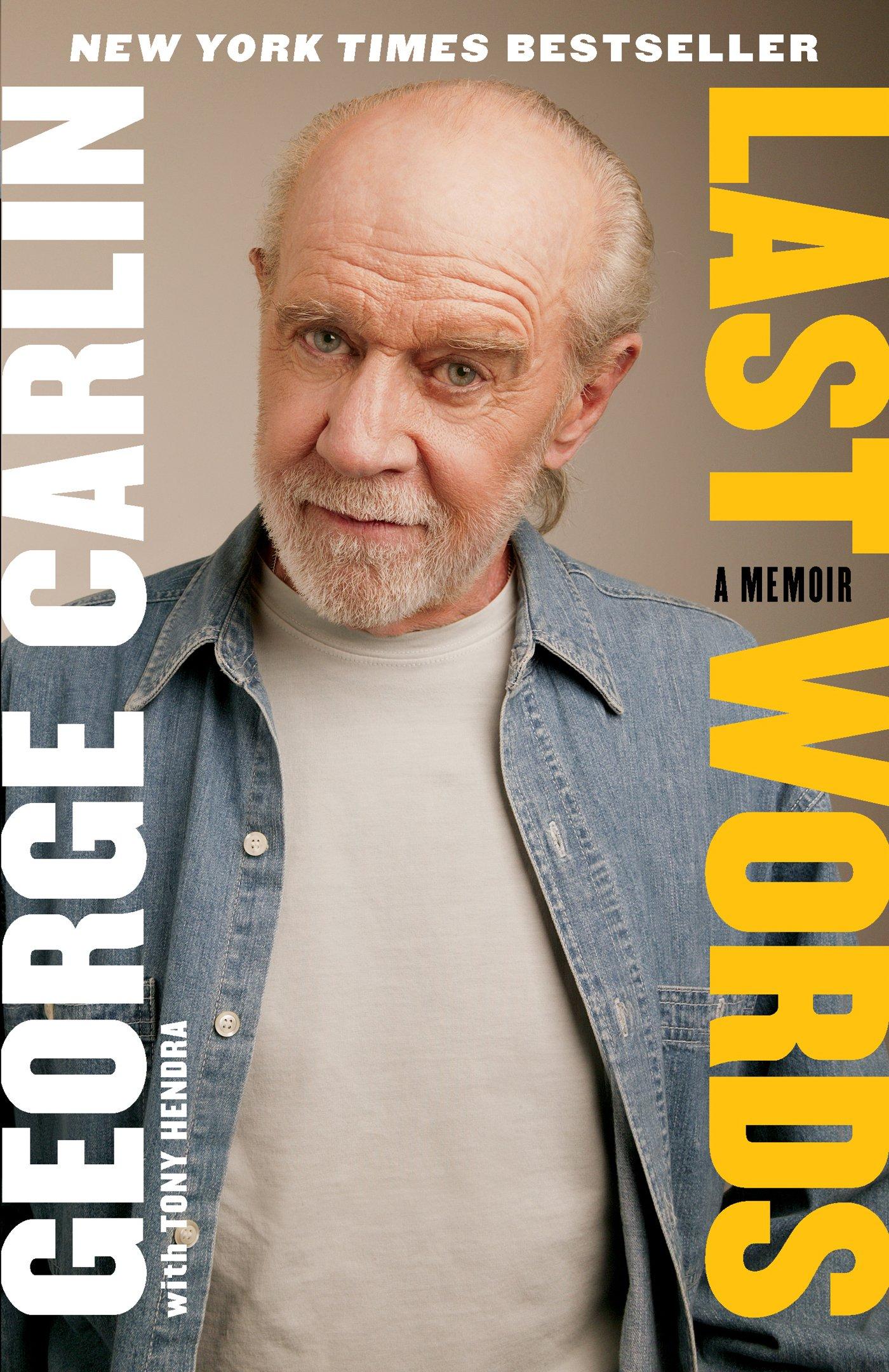Carlin George Orgy Three Times