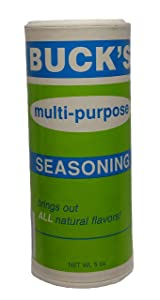 BUCK's Multi-Purpose Seasoning (Original)