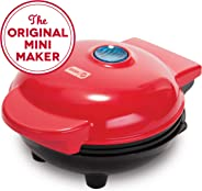 Dash Mini Maker: The Mini Waffle Maker Machine for Individual Waffles, Paninis, Hash browns, & other on the go Breakfast, Lun