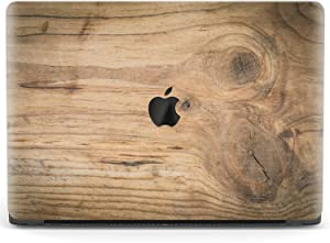Mertak Hard Case Compatible with MacBook Pro 16 Air 13 inch Mac 15 Retina 12 11 2020 2019 2018 2017 Wood Women Solid Cover Minimal Touch Bar Clear Board Protective Pine Shell Girl Natural Texture