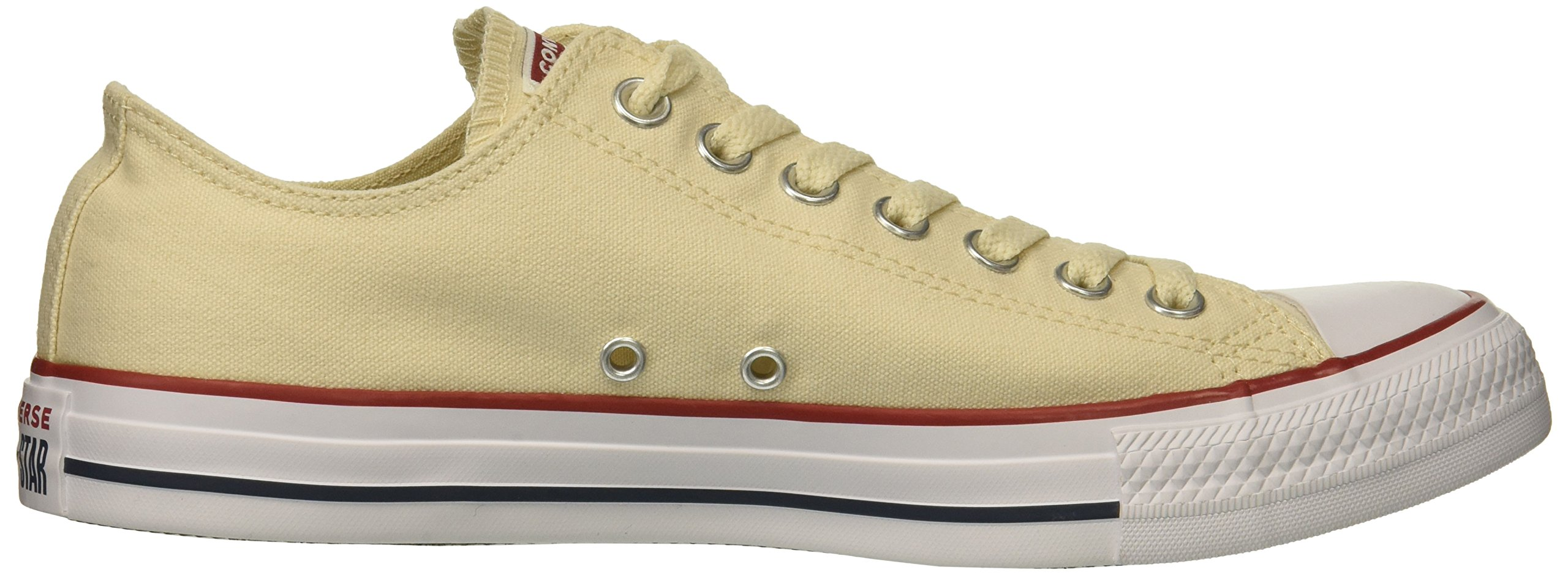 Converse Chuck Taylor All Star Low Top Sneaker, Natural Ivory, 11 M US by Converse (Image #6)