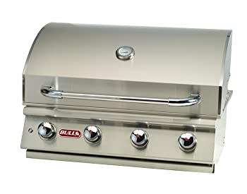 BULL OUTDOOR PRODUCTS 4-Burner 556sq. in Gas Grill