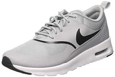 super popular 6e075 76d24 Nike Air Max Thea, Baskets Femme, Gris (Wolf GreyBlack 030)