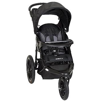 Baby Trend Range Lx Jogger Stroller Chrome