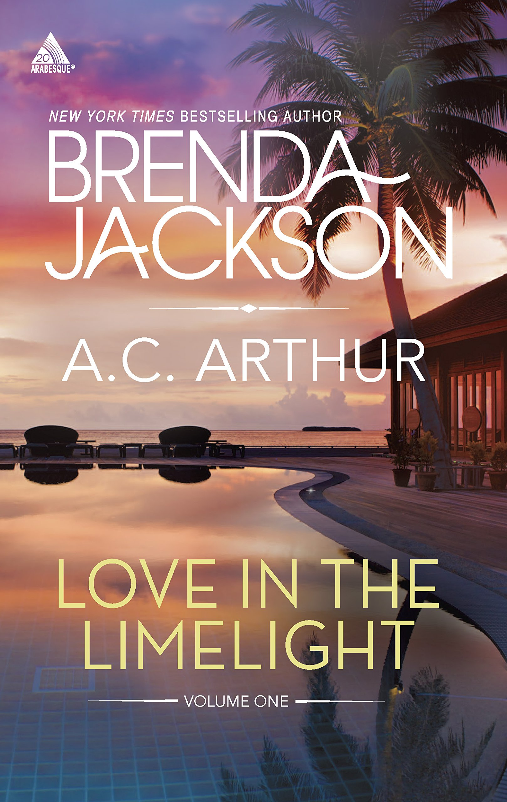 Amazon.com: Love in the Limelight Volume One: Star of His Heart\Sing Your  Pleasure (9780373091638): Brenda Jackson, A.C. Arthur: Books