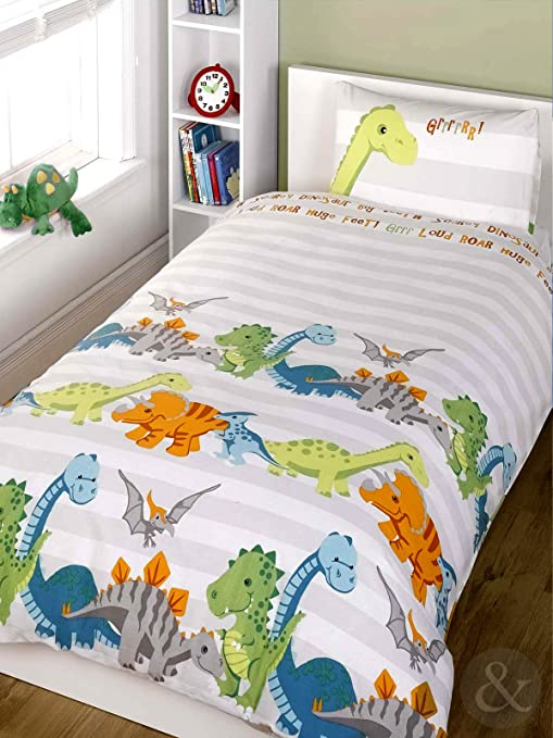 Just Contempo Set de sábanas para niños (algodón), Mezcla de ...