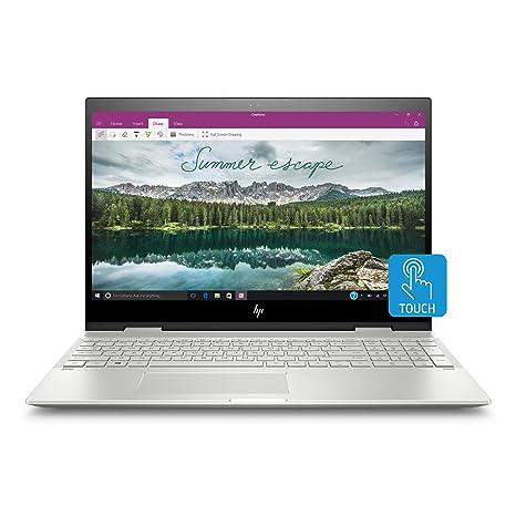 Amazon.com: HP Envy X360 15-Inch Convertible Laptop, Intel ...