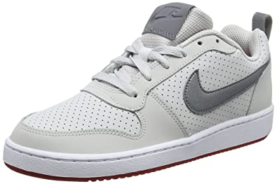 Nike Men's Grey Court Borough Low Casual Shoes (10-UK/INDIA)