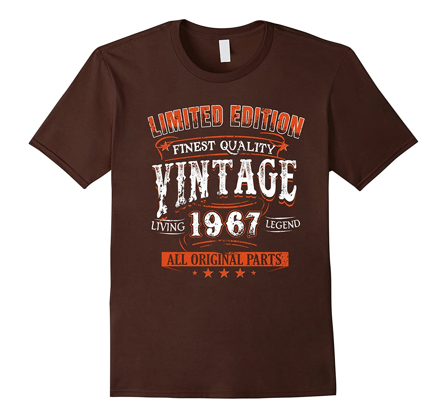 1967 T-Shirt 50th Birthday Gifts, 50 Year Old B-day Vintage