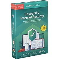 Kaspersky Labs Kaspersky Internet Security 3 User 1 Year 2019