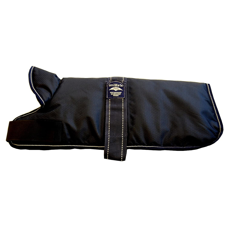 Navy bluee 18.1in Navy bluee 18.1in The Animate Company Padded Waterproof Belly Coat (18.1in) (Navy bluee)