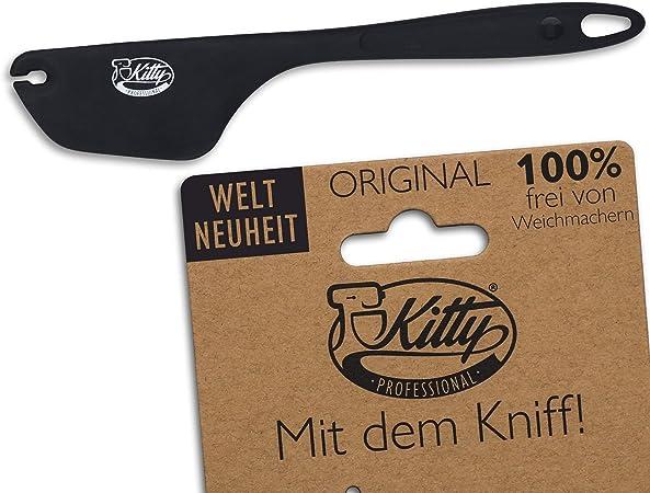 Compra Kitty Professional 2 en 1 - Espátula con pliegues Accesorios para hornear y para robot de cocina de silicona apta para alimentos, ayudante de cocina para tus recetas en Amazon.es
