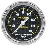 AutoMeter 200842-40 Marine Electric Pyrometer