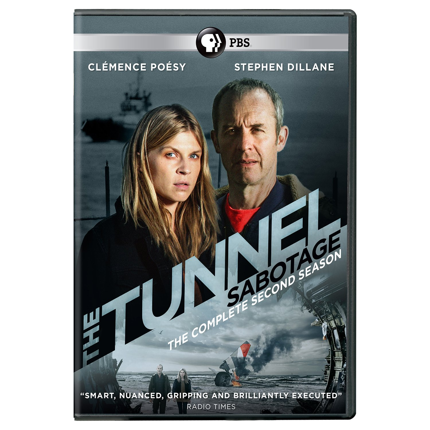 The Tunnel: Sabotage (Season 2)