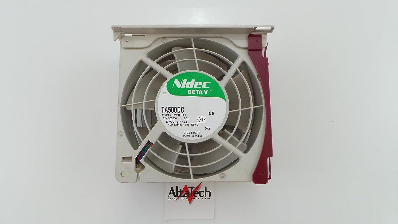 New Nidec Beta V Tubeaxial Electric Fan TA450DC A31256-10A 930050 12V DC .49 AMP