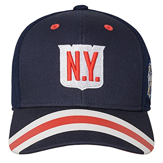 Image Unavailable. Image not available for. Color  Outerstuff Youth New  York Rangers Navy 2018 Winter Classic Structured Adjustable Hat 9fad05c8e
