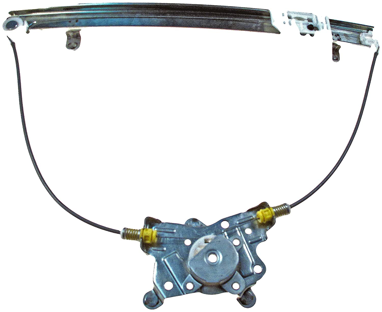 Dorman 740-261 Power Window Regulator for Select Dodge Hyundai Models