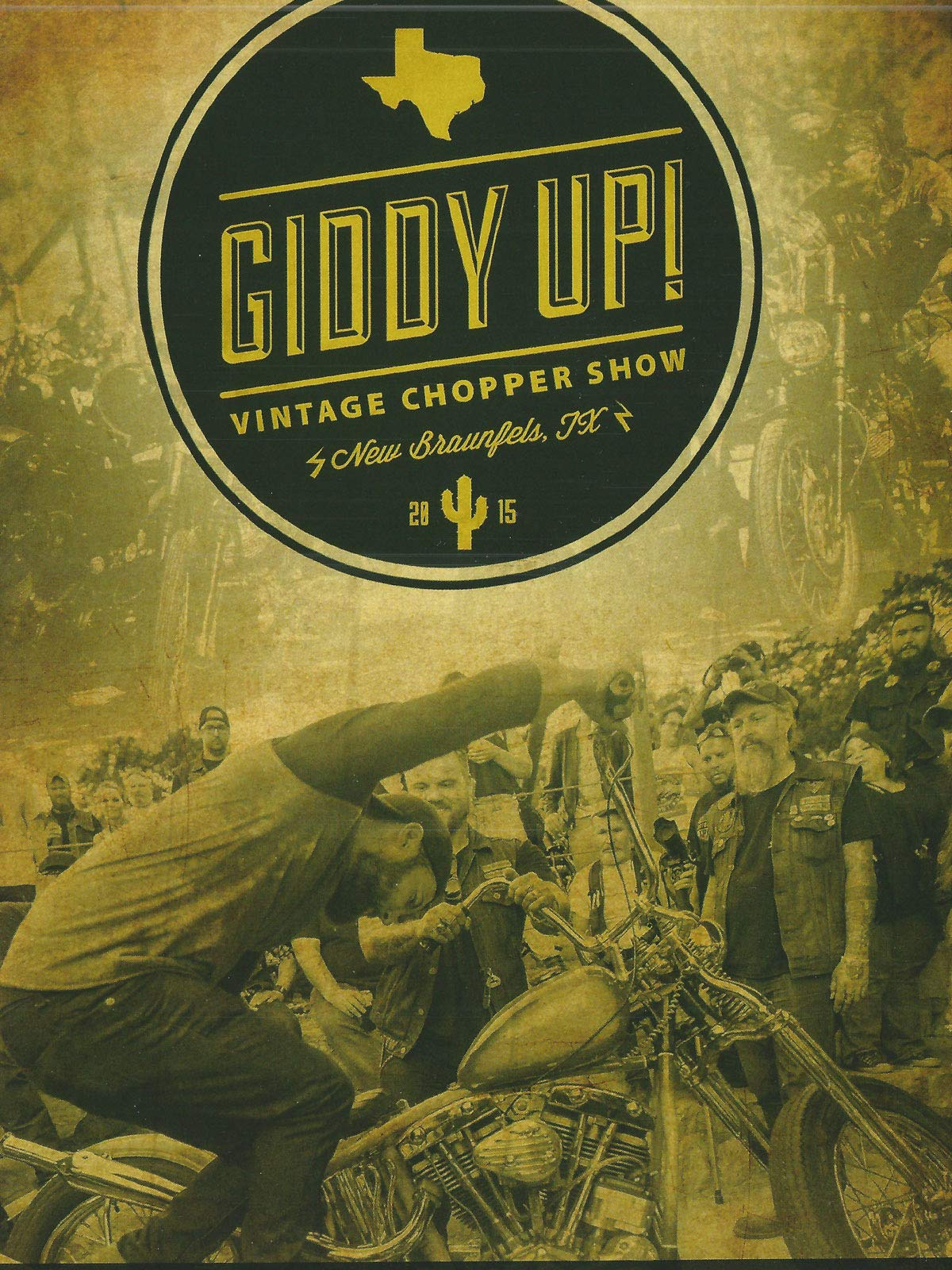 Giddy Up Show
