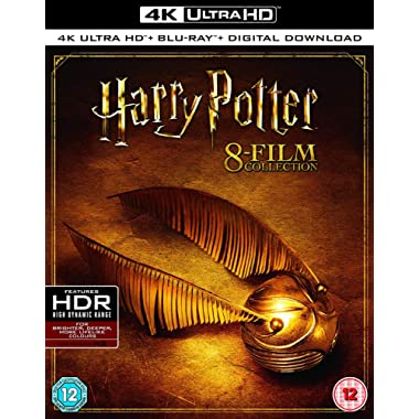 Harry Potter - Complete 8-film Collection 2011