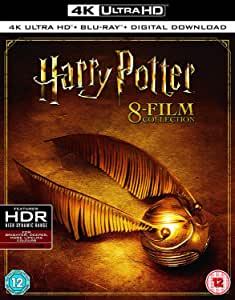 Harry Potter Complete Collection [Edition: United Kingdom]