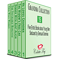 Grandma Collection 15: Five Erotic Books about Young Men Seduced by Sensual Grannies (Granny Bundles) (English Edition)
