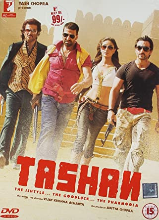 Tashan 2008 Comedy Hindi Film / Bollywood Movie / Indian