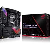ASUS ROG Rampage VI Extreme Encore, X299 LGA 2066 E-ATX Gaming Motherboard for Intel® Core™ X-Series Processors with…
