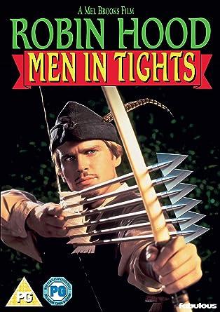 Amazon com: Robin Hood Men In Tights [DVD]: Movies & TV