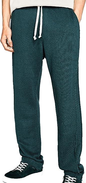 Zara - Pantalón corto - para hombre verde verde Small: Amazon ...