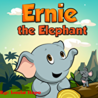 Childrens Picture Book Set: Ernie the Elephant: Animal stories,... Books for Early & Beginner Readers (childrens books ages 2-6 sets 1)